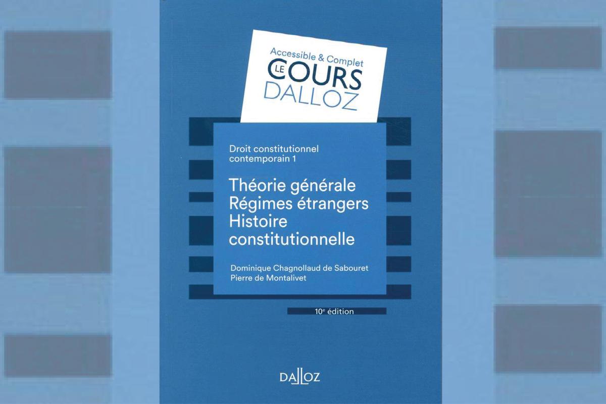 Droit constitutionnel contemporain - Image web
